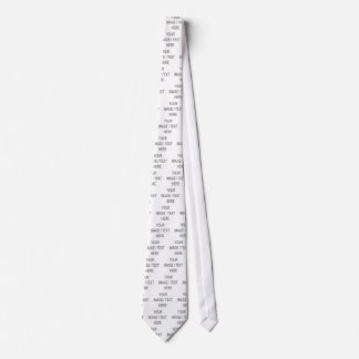 Your Image-Text Here 21st Birthday Gift Neck Tie
