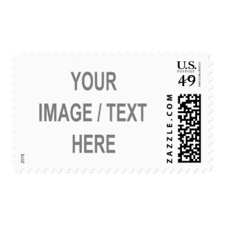 Your Image-Text Here 21st Birthday Gift Postage