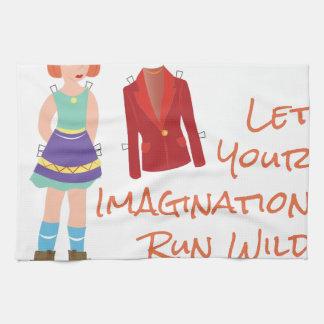 Your Imagination Towel
