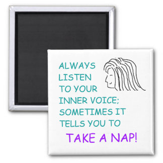 YOUR INNER VOICE - magnet