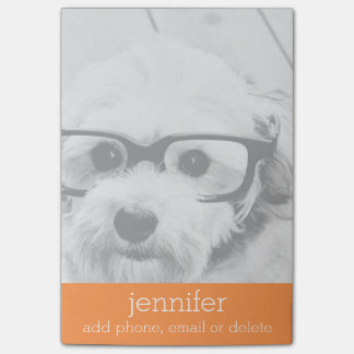 Your Instagram Photo Automatically Lightens ORANGE Post-it® Notes