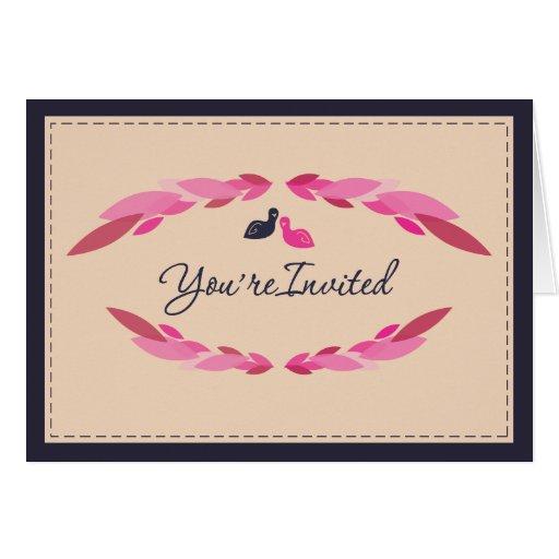 Your Invited Card Zazzle