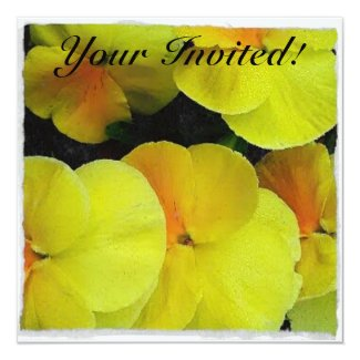 Your Invited! Card