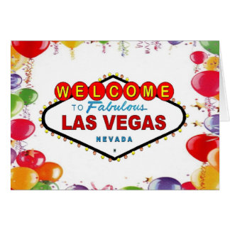 Your Invited Las Vegas Cards