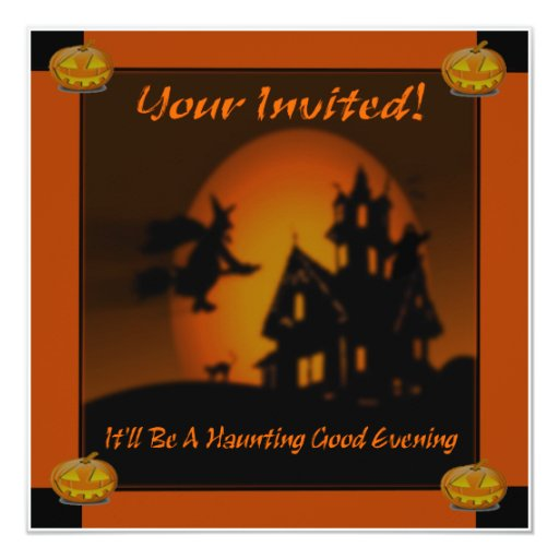 Your INvited Personalized Announcements