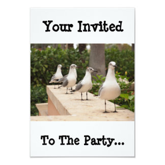 Your Invited to the Party Card