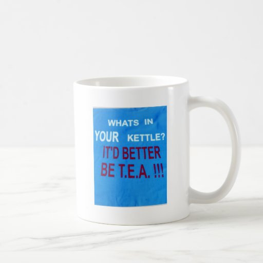 Your Kettle Design Coffee Mug Zazzle