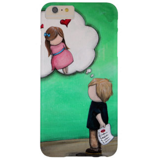 Your Kiss Is On My List Barely There iPhone 6 Plus Case