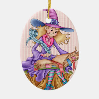 Your Kitchen Witch - SRF Christmas Ornament