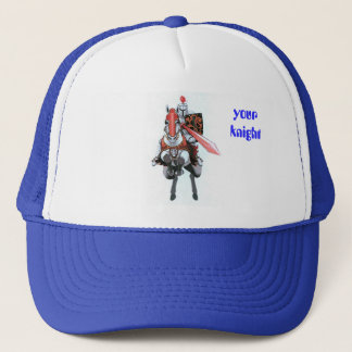 your knight trucker hat