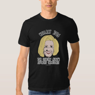 Your Lesbian Aunt's Favorite Candidate - Hillary C Shirt