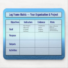 Your Lfa Project Management On A Mousepad at Zazzle