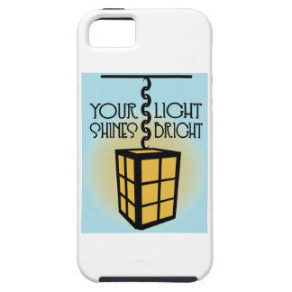 Your Light Shines Bright iPhone 5 Cases