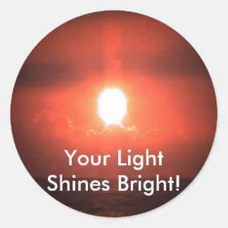 Your LIght Shines Bright Sticker