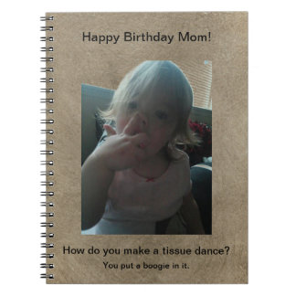 Your Lil Nose Picker Spiral Notebook