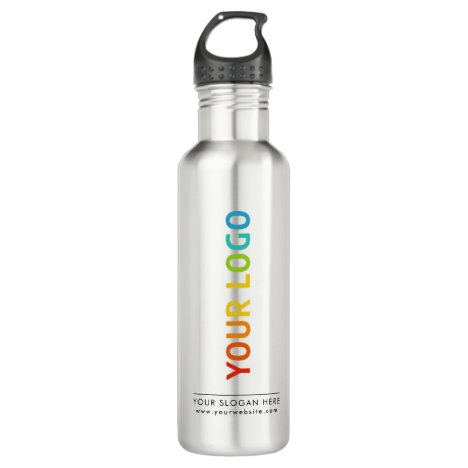 Your Logo 24 oz Stainless Steel Water Bottle