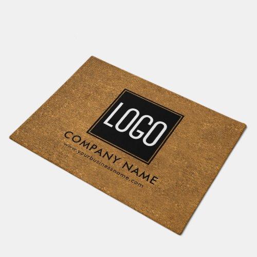 Your Logo Brand  Business Company Doormat