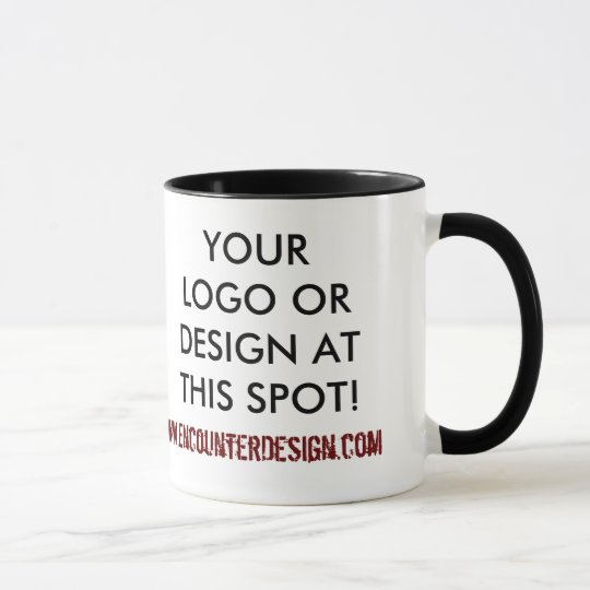 YOUR LOGO Cup 2 Color!