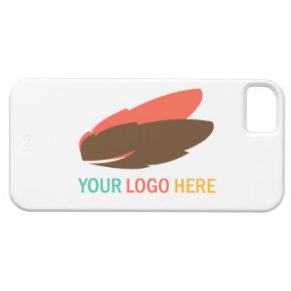 Your logo here business promotional marketing iPhone 5 cases