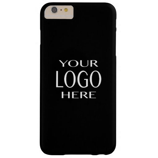 Your Logo | Simple Logo Replacement Barely There iPhone 6 Plus Case