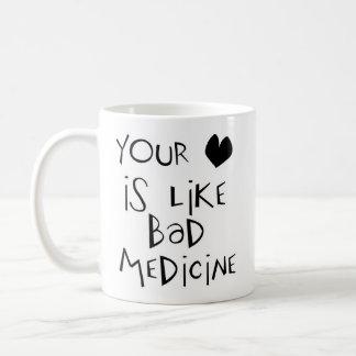 Your Love is like.... Classic White Coffee Mug