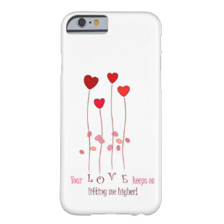 Your Love Keeps on Lifting Me iphone case