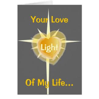 Your Love Light -Customize - Custo... - Customized Card
