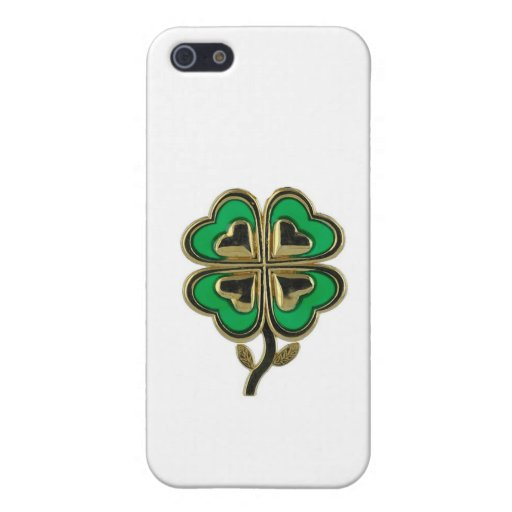 Your Lucky Charm Case For iPhone 5