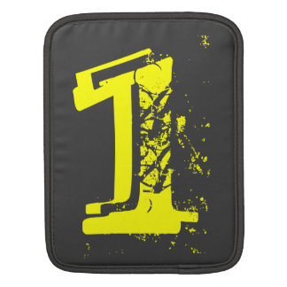 Your Lucky Number & Color. iPad Sleeve