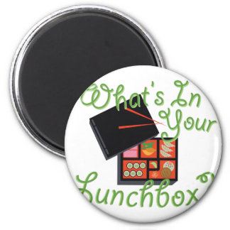 Your Lunch Box Magnet