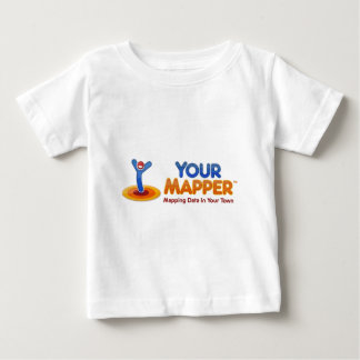 Your Mapper Logo Baby T-Shirt
