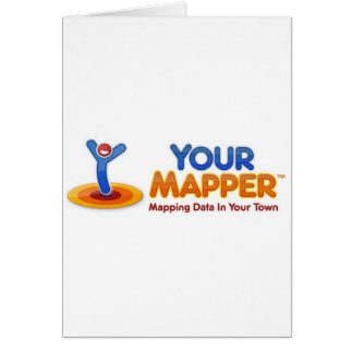 Your Mapper Logo Card