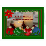Your Merry Christmas Photo Greeting Cards