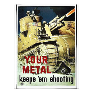 Your Metal Keep 'Em Shooting Flyers
