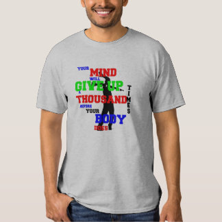 Your Mind- Just Drill T Shirt