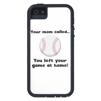 Your Mom Called iPhone 5 Cases