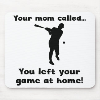 Your Mom Called Mouse Pads