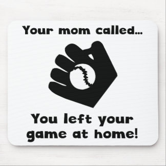 Your Mom Called Mouse Pad