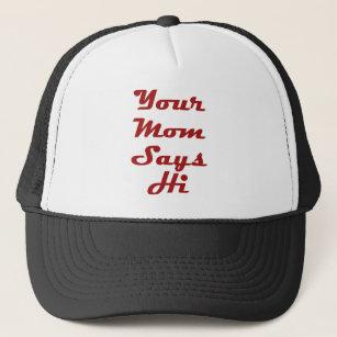3701f5656068a Funny Definition Baseball   Trucker Hats
