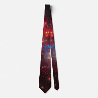 Your monogram Large Magellanic Cloud Superbubble Tie