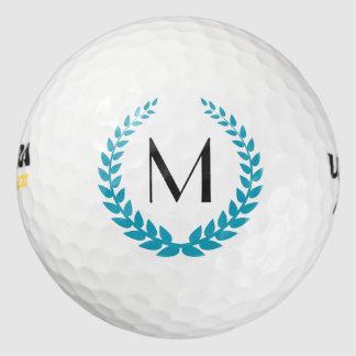 Your Monogram Personalized Golf Balls