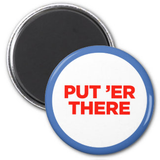 Your Monster Maker Tie 2 Inch Round Magnet