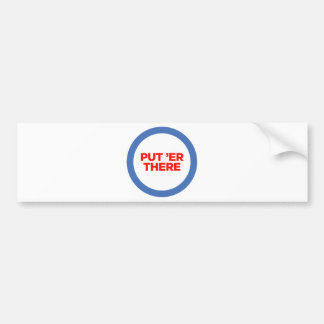 Your Monster Maker Tie Bumper Sticker