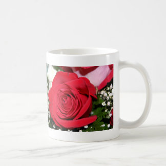 Your More Beautiful Than A Rose - I Love You Coffee Mugs