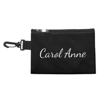 Your Name Accessory Bag
