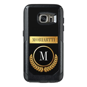 Professional Business Your Name / Business OtterBox Samsung Galaxy S7 Case