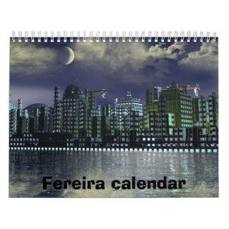 Your name calendar, 2013-14 calendar