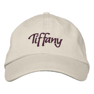Your Name Customizable Embroidered Hat