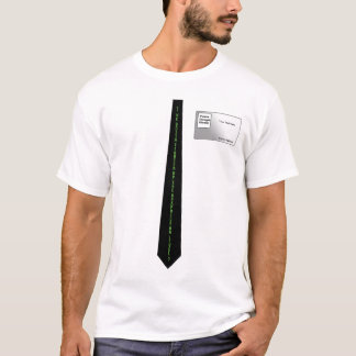 (Your Name) Graphics Tightener (w/Tie) T-Shirt