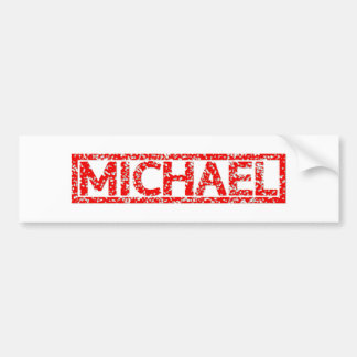 Your name here! bumper sticker